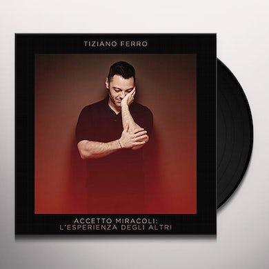 Ferro Tiziano ACCETTO MIRACOLI: L'ESPERIENZA DEGLI ALTRI Vinyl Record
