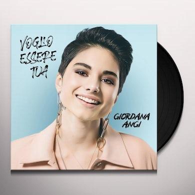 Giordana Angi VOGLIO ESSERE TUA Vinyl Record