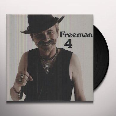 Freeman 4 Vinyl Record