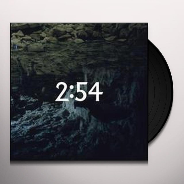 2:54 YOU'RE EARLY Vinyl Record