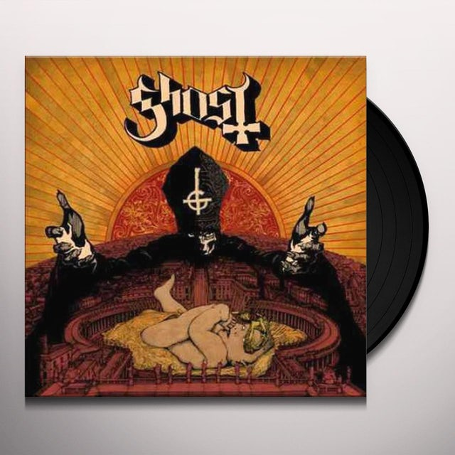 Ghost Bc INFESTISSUMAM Vinyl Record