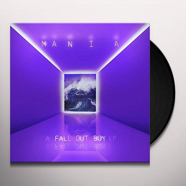 Fall Out Boy M A N I A Vinyl Record
