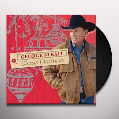 George Strait CLASSIC CHRISTMAS Vinyl Record