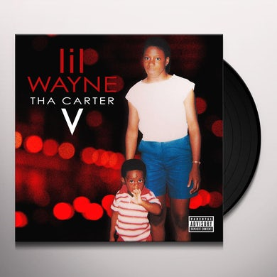 Lil Wayne THA CARTER V Vinyl Record