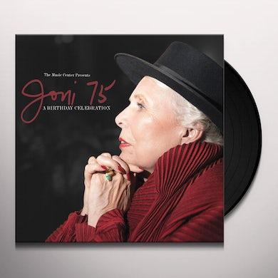 Various Artists Joni 75: A Joni Mitchell Birthday Celebration (2 LP) Vinyl Record