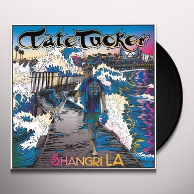 Tate Tucker SHANGRI LA Vinyl Record