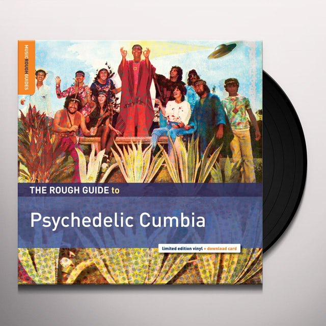 ROUGH GUIDE TO PSYCHEDELIC CUMBIA / VARIOUS