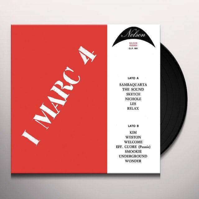 I Marc 4 G.L.P. 1001 Vinyl Record