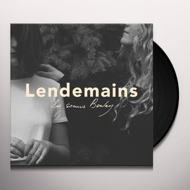 Soeurs Boulay LENDEMAINS Vinyl Record