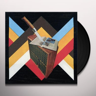 EXISTENTIAL RISKS AND RETURNS Vinyl Record