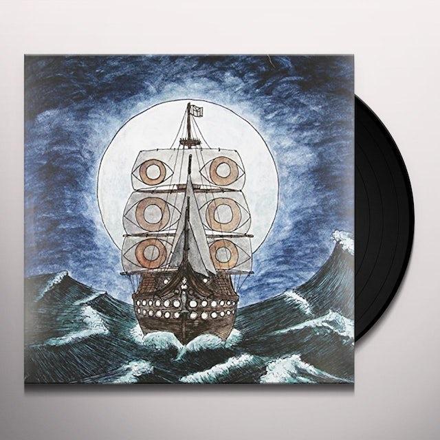 Helms Alee / Young Widows SPLIT Vinyl Record