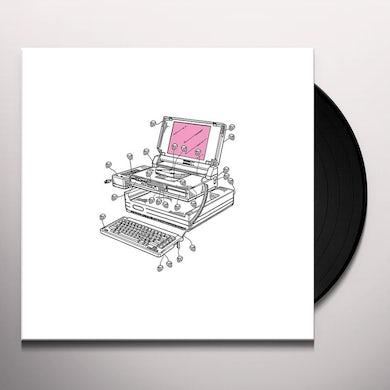 Say Hi CATERPILLAR CENTIPEDE Vinyl Record