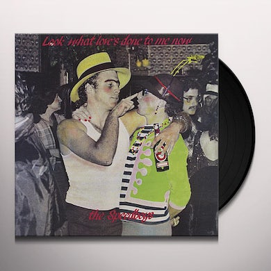 Speedboys LOOK WHAT LOVE'S DONE TO ME NOW Vinyl Record