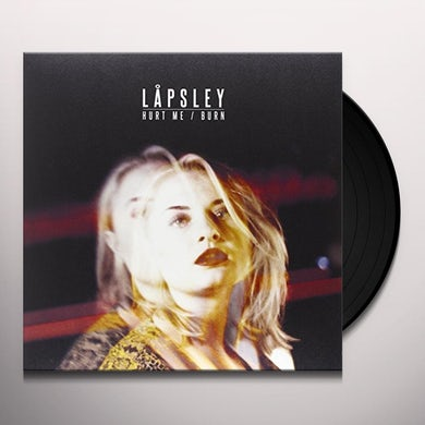 Lapsley HURT ME Vinyl Record - UK Release