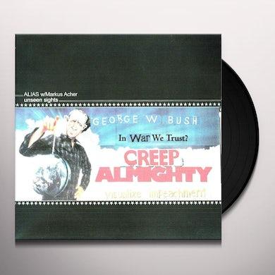 Alias Unseen Sights   12 Vinyl Record