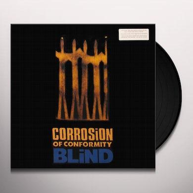Corrosion Of Conformity BLIND (BLACK LPS) Vinyl Record