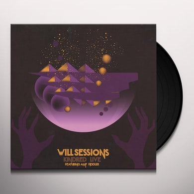 Will Sessions KINDRED LIVE Vinyl Record