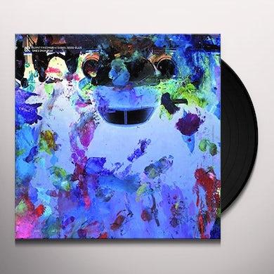 Burnt Friedman / Daniel Dood-Ellis SKIES OKAY BLUE Vinyl Record