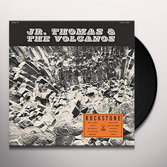 Jr Thomas & The Volcanoes