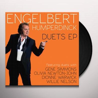Engelbert Humperdinck DUETS EP Vinyl Record
