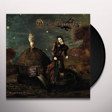 Pensees Nocturnes GROTESQUE Vinyl Record