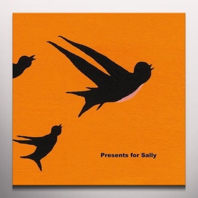 PRESENTS FOR SALLY COLOURS & CHANGES Vinyl Record