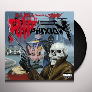 PULP PHIXION Vinyl Record
