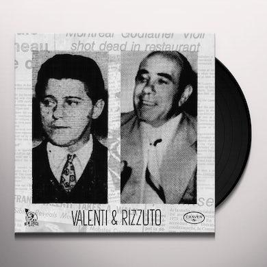 Eto / Nicholas Craven VALENTI & RIZZUTO Vinyl Record