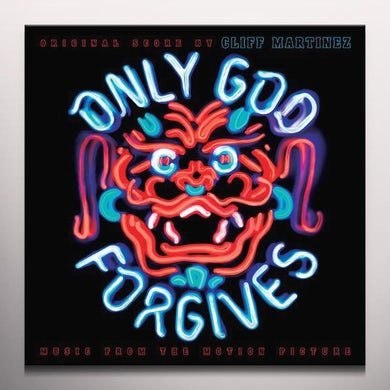 Cliff   Martinez ONLY GOD FORGIVES Vinyl Record