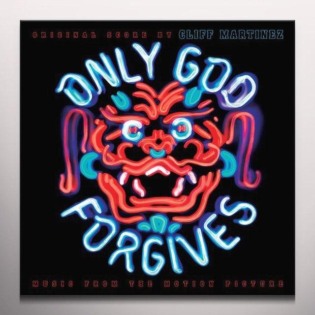 Cliff (Colv) (Ogv) Martinez ONLY GOD FORGIVES Vinyl Record