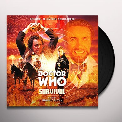 DOCTOR WHO: SURVIVAL / Original Soundtrack Vinyl Record
