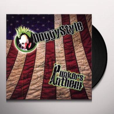 PUNKERS ANTHEM Vinyl Record
