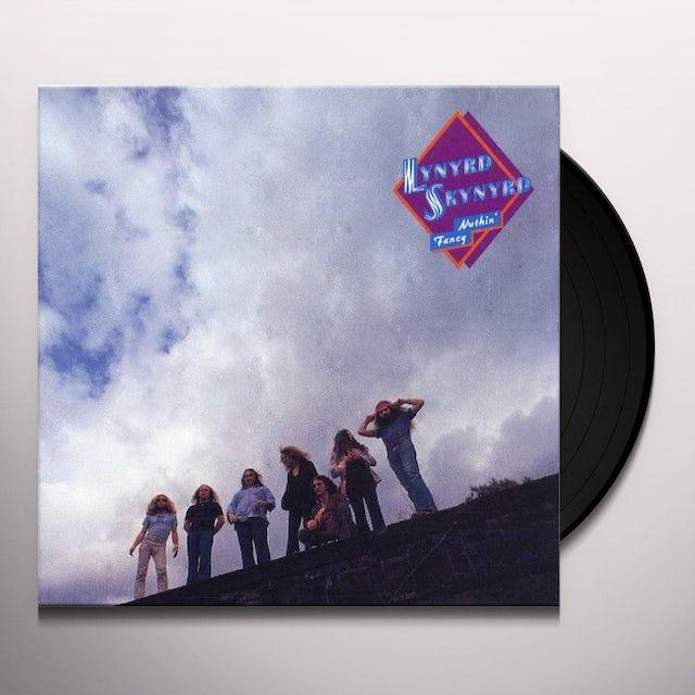 Lynyrd Skynyrd NUTHIN FANCY Vinyl Record - 180 Gram Pressing