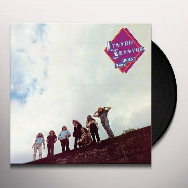 Lynyrd Skynyrd NUTHIN' FANCY Vinyl Record