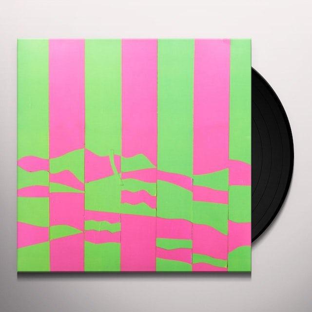Tyvek ON TRIPLE BEAMS Vinyl Record