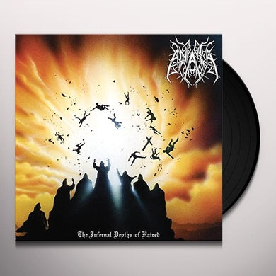 INFERNAL DEPTHS OF HATRED Vinyl Record