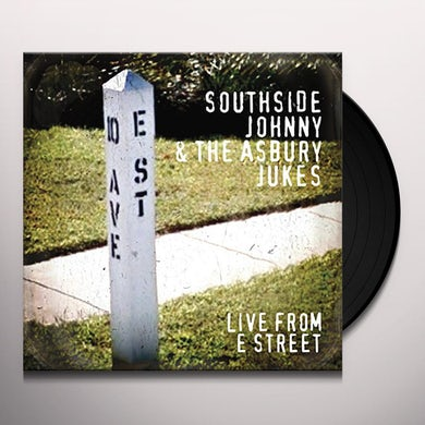 LIVE FROM E STREET Vinyl Record