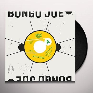Altın Gun GOCA DUNYA / KIRSEHIR'IN GULLERI Vinyl Record
