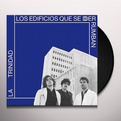LOS EDIFICIOS QUE SE DERRUMBAN Vinyl Record