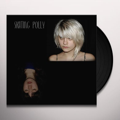 SKATING POLLY ALABAMA MOVIES / A LITTLE LATE Vinyl Record