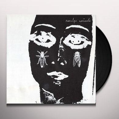 Nucular Aminals NOBODY'S MAN B/W KILL YOUR DOGS & GARRISON & Vinyl Record