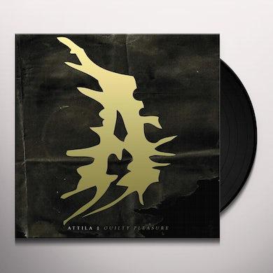 Attila Guilty Pleasure [PA] * Vinyl Record
