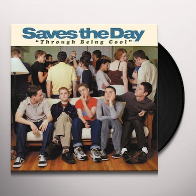 Saves The Day THROUGH BEING COOL: TBC20 Vinyl Record