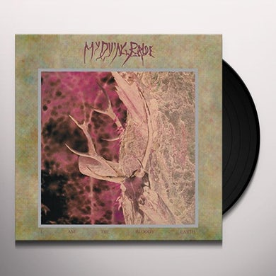 My Dying Bride  I AM THE BLOODY EARTH Vinyl Record