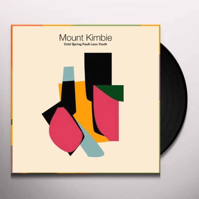 Mount Kimbie COLD SPRING FAULT LESS YOUTH Vinyl Record