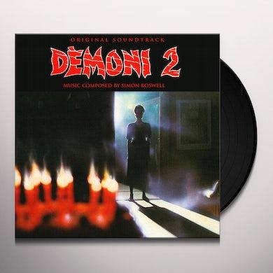 Simon Boswell DEMONS 2 - Original Soundtrack Vinyl Record