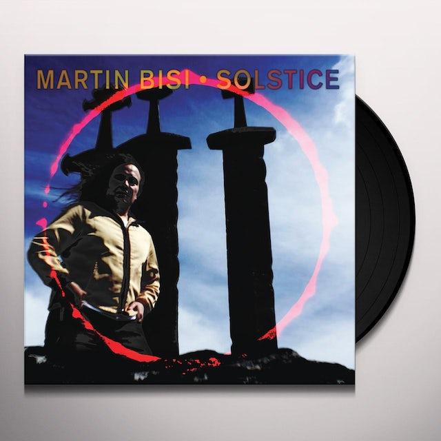 Martin Bisi SOLSTICE Vinyl Record