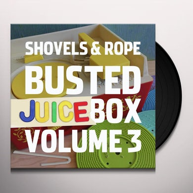 Shovels & Rope BUSTED JUKEBOX VOL. 3 Vinyl Record