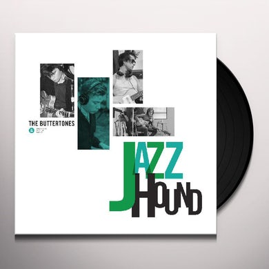 Buttertones JAZZHOUND Vinyl Record