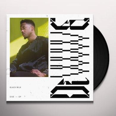 Black Milk DIVE Vinyl Record